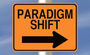Change your paradigm